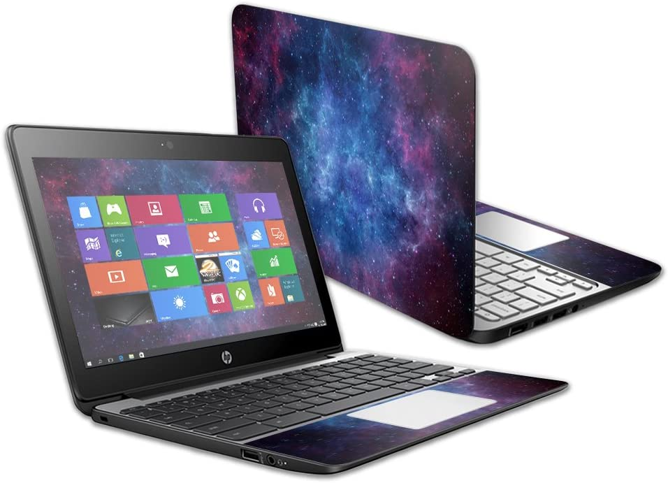 """Mightyskins Skin Compatible with Hp Chromebook 11 G5 11.6"""" - Nebula 