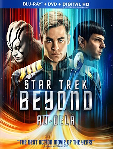 Star Trek Beyond [Blu-ray + DVD + Digital HD]