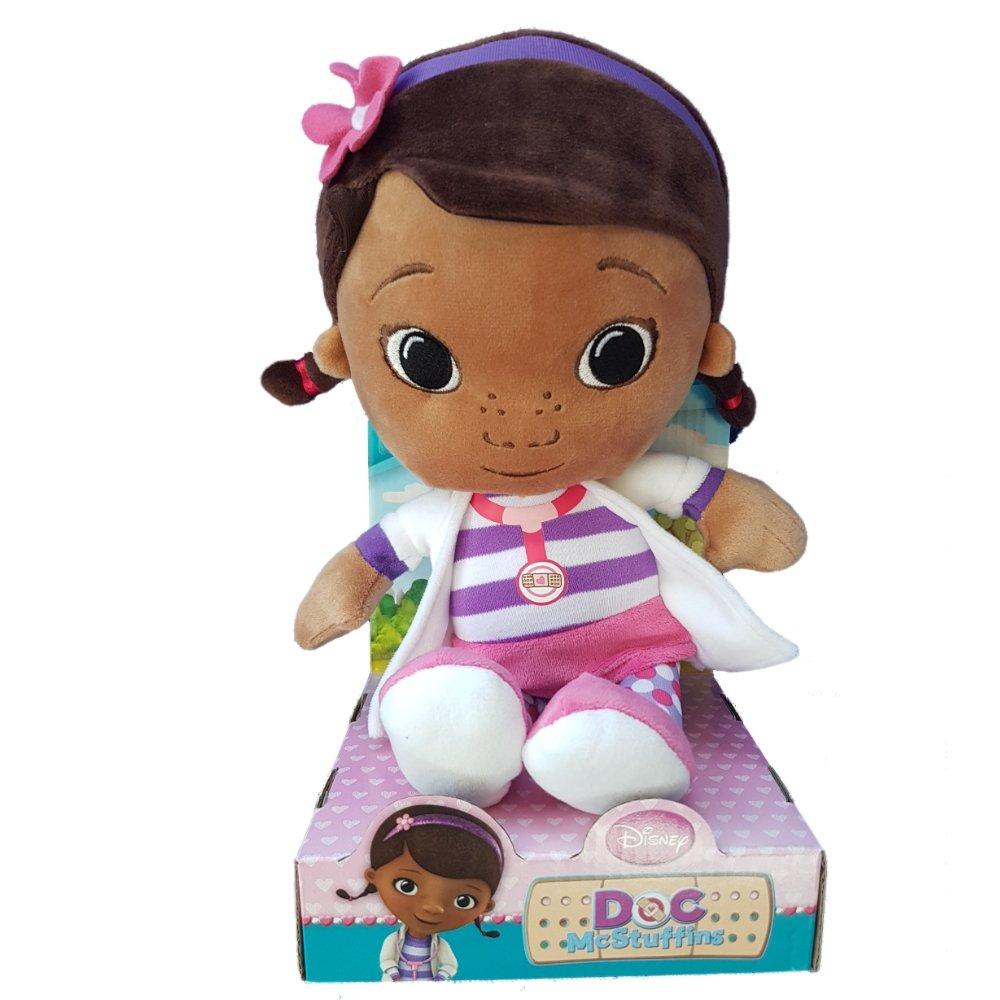 Doc McStuffin Dottie Soft Toy Plush Gift Boxed 10 Posh Paws