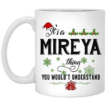 Christmas Mug For Mireya