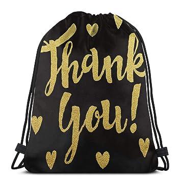 DPASIi Drawstring Shoulder Backpack Travel Daypack Gym Bag ...