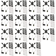 15 x Quantity of Hubsan X4 H107L Crash Pack H107-A37 Quadcopter Replacement Parts Propellers Blades Body Motors Battery Feet