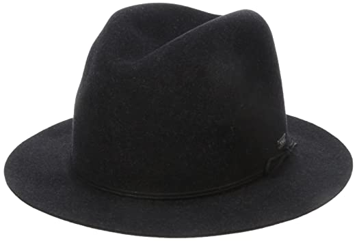 Coal Women s The Drifter Crushable Wool Felt Short-Brim Fedora Hat at  Amazon Women s Clothing store  00f703f5919