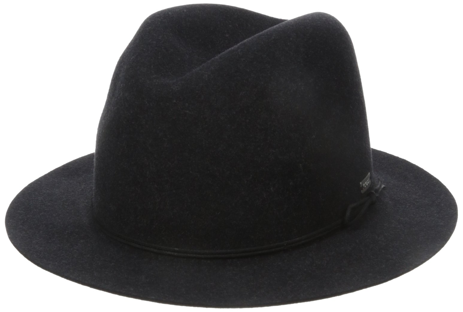Coal The Drifter Crushable Short Brim Fedora Hat