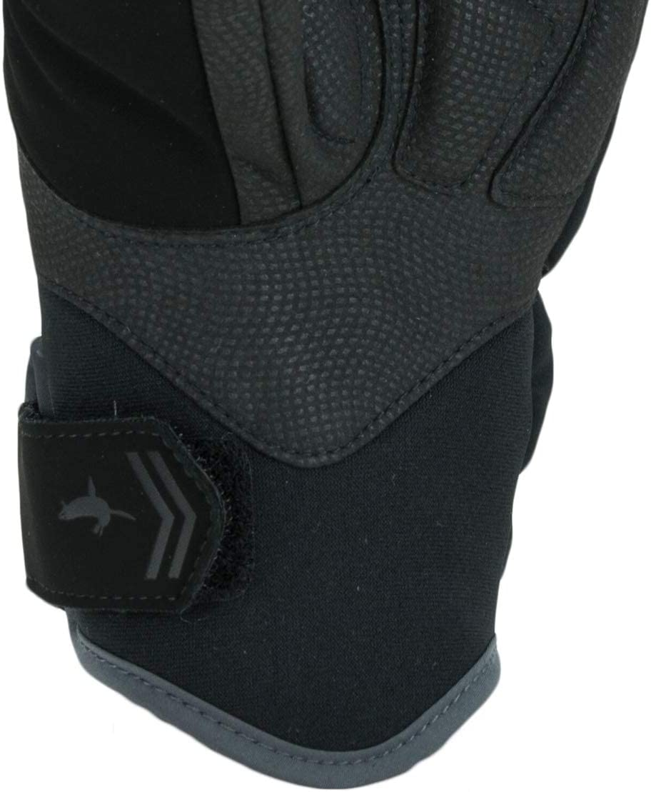 SealSkinz Waterproof Extreme Cold Weather Cycle Split Finger Glove Mixte
