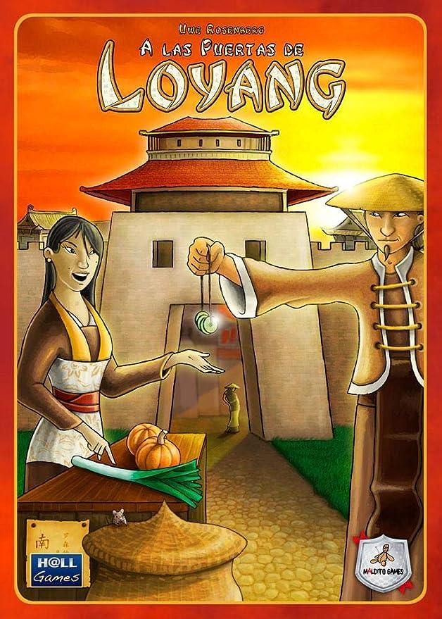Maldito Games - A las Puertas de Loyang - Castellano: Amazon.es ...