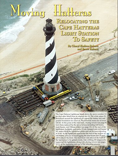 (Moving Hatteras: Relocating the Cape Hatteras Light Station to)