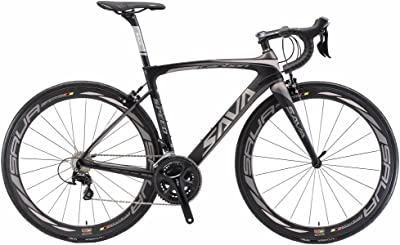 SAVA HERD 6.0 Carbon Fiber Road Bike Image