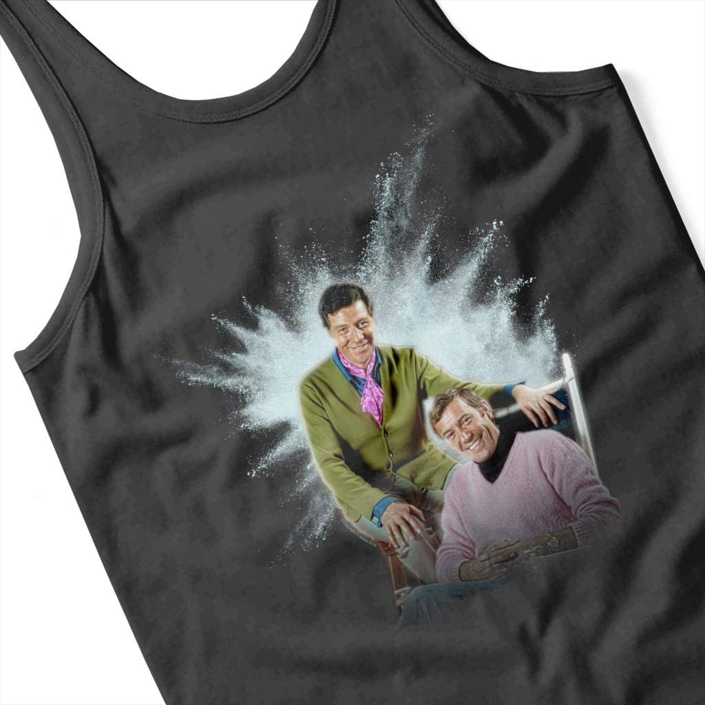 TV Times Max Bygraves and Val Doonican 1970 Womens Vest