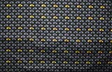 Car Print Black Colour 100% Cotton Fabric **FREE UK POST** Kids Children Nursery Early Learning Fun Craft Small Cars Boys Fabric Zoom Bunting Bed Sheet Cover Quilting Material Patchwork (1 Meter (100cm x 114cm))
