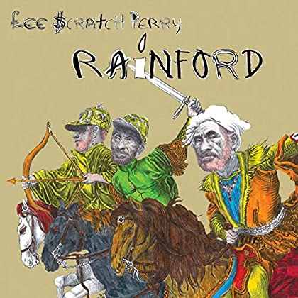 Lee Perry - Rainford