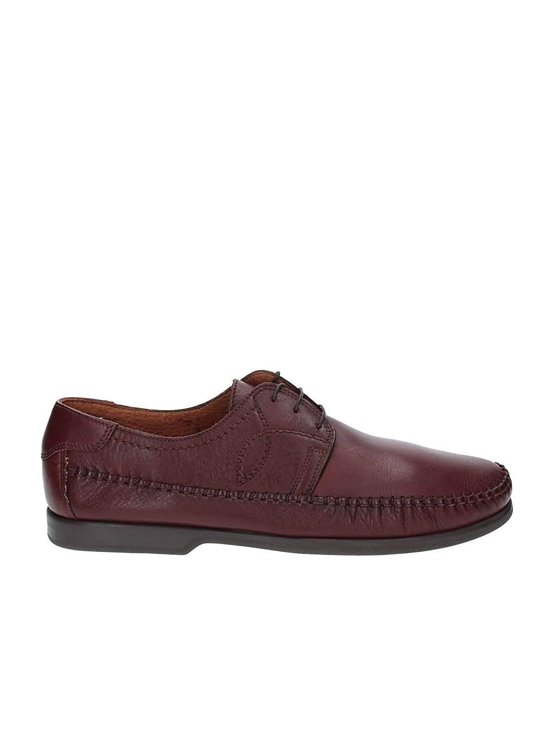 Brown Soldini 13644-0-693-E CARAM Mocassins Man