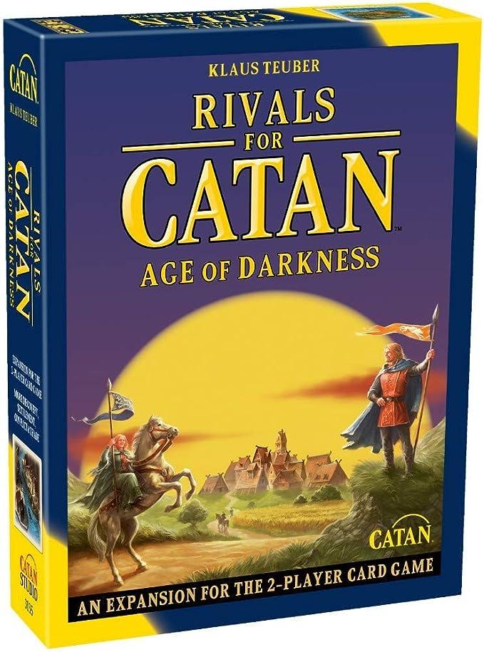 The Rivals For Catan - Juego de Tablero (Mayfair Games) (versión ...