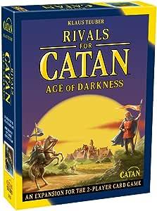 The Rivals For Catan - Juego de Tablero (Mayfair Games) (versión en inglés): Amazon.es: Juguetes y juegos