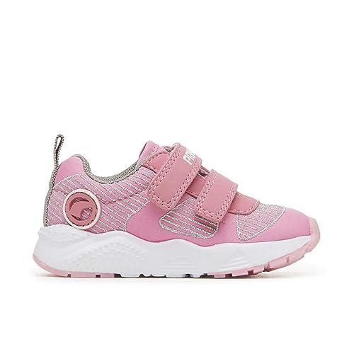 Primigi Sneakers Bambina Scarpe Bimba Strappo 3446200 Rosa