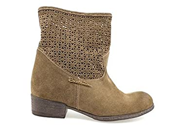 Chaussures Femme Braccialini Bottines Noir Cuir Brillant An54 Vgy1IME6