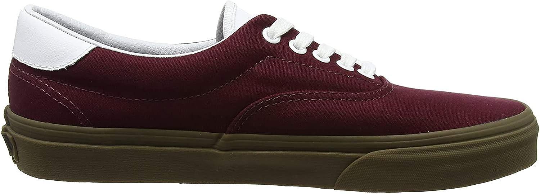 Vans Era 59, Zapatillas de Entrenamiento Hombre: Vans: Amazon.es: Zapatos y complementos