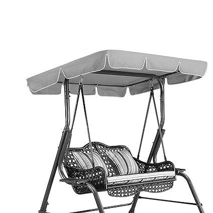 Amazon Com Swing Chair Seat Top Cover Waterproof Rainproof Anti Uv
