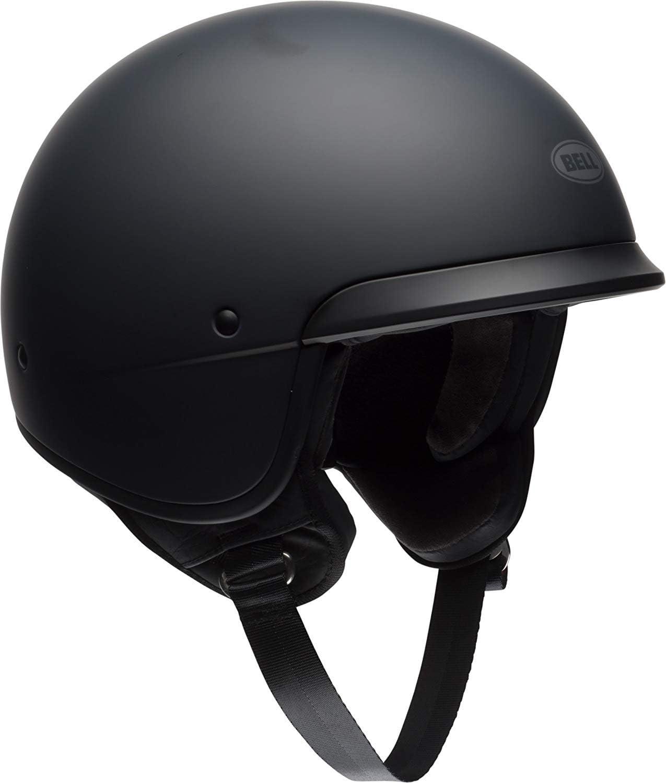 Bell Scout Air Helmet Matte Black on Best Bell Qualifier Helmet
