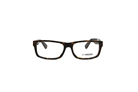 02cb4d1ccb Eyejets CF9023-1 Tortoise Rectangular Designer Reading Glasses (Tortoise