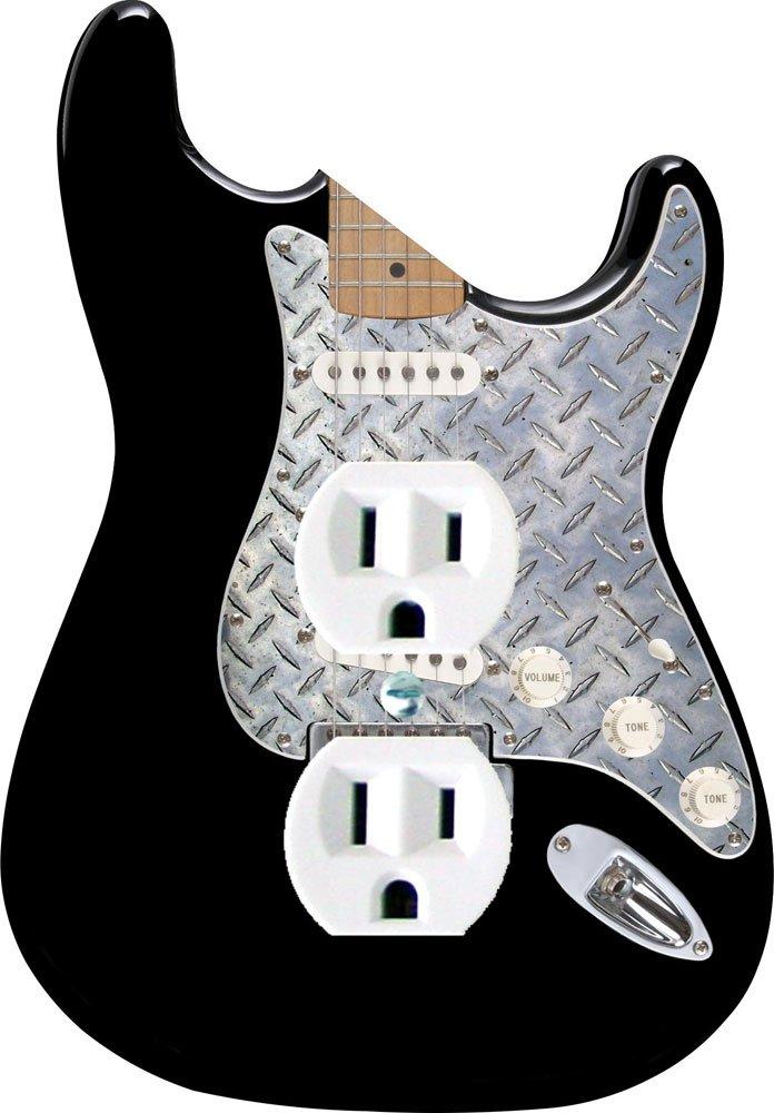 Music Treasures Co. Diamond Electric Guitar DUPLEX Plate Cover