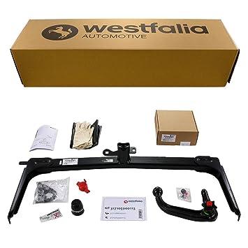 Westfalia Abnehmbare Anhängerkupplung für Yeti (ab BJ 08/2009) im ...