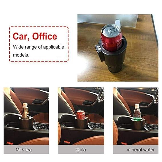 LXQ refrigerador de Auto, Caja de frío eléctrica portátil ...