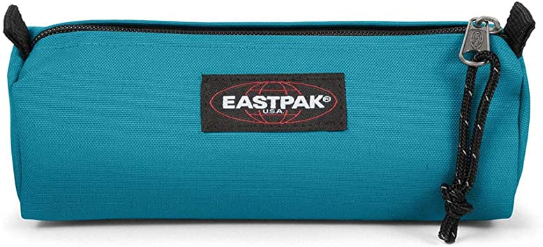 Estuche EASTPAK Benchmark Oasis Blue: Amazon.es: Equipaje