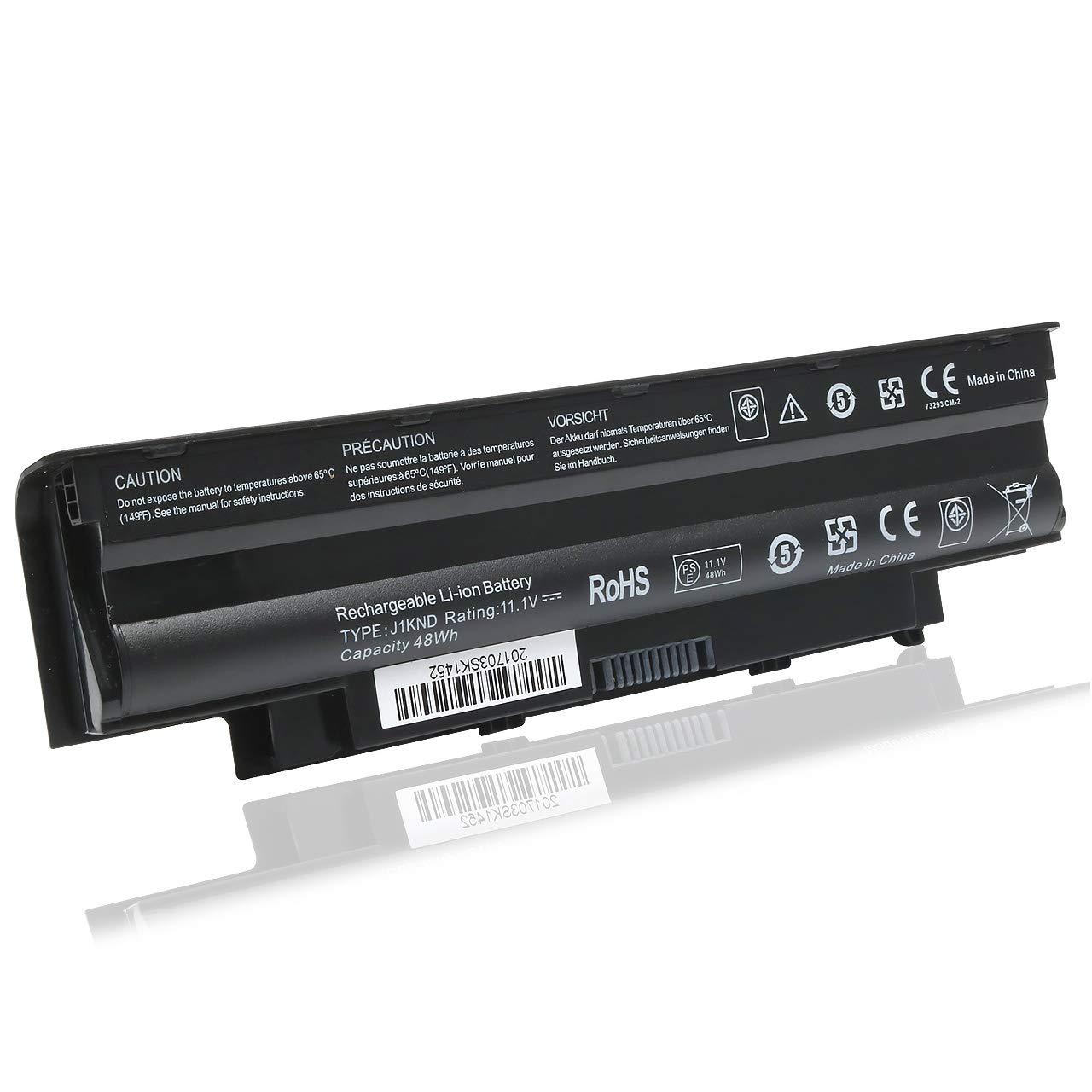 Bateria J1KND 11.1V 48Wh Dell Inspiron N5110 17R 15R 14R 13R