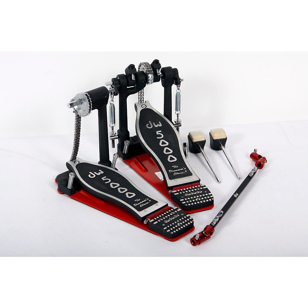 Amazon.com: DW 5000 Series TD4 Turbo Drive Double Bass Drum Pedal Level 2 888365787701: Musical Instruments