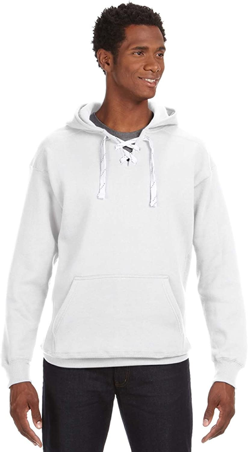 J. America Adult Now on sale Sport Sweatshirt Max 73% OFF Lace Hooded
