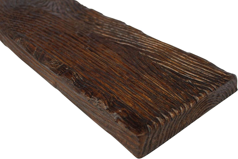 Tablas de madera de imitación de madera de 2 metros, decoración de poliuretano, 190 x 35 mm, madera decorativa ET305: Amazon.es: Bricolaje y herramientas