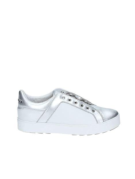 APEPAZZA scarpe donna slip on DLW09 VITELLO DENICE ARGENTO  Amazon.it   Scarpe e borse 018f3537181