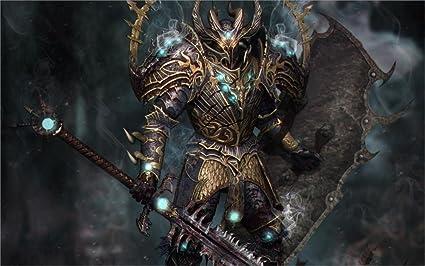 Living Armor Blood Magic