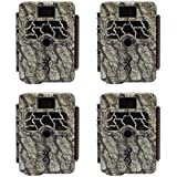 (4) Browning COMMAND OPS Trail Game Camera (14MP) BTC-4-14