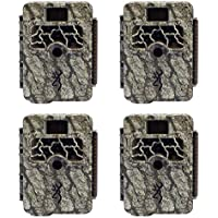 (4) Browning COMMAND OPS Trail Game Camera (14MP) BTC4-14