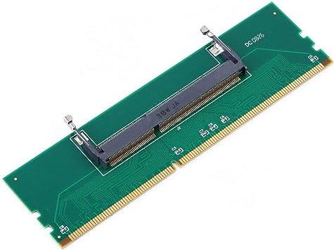 Amazon.com: Tarjeta adaptadora de memoria RAM DDR3 a ...