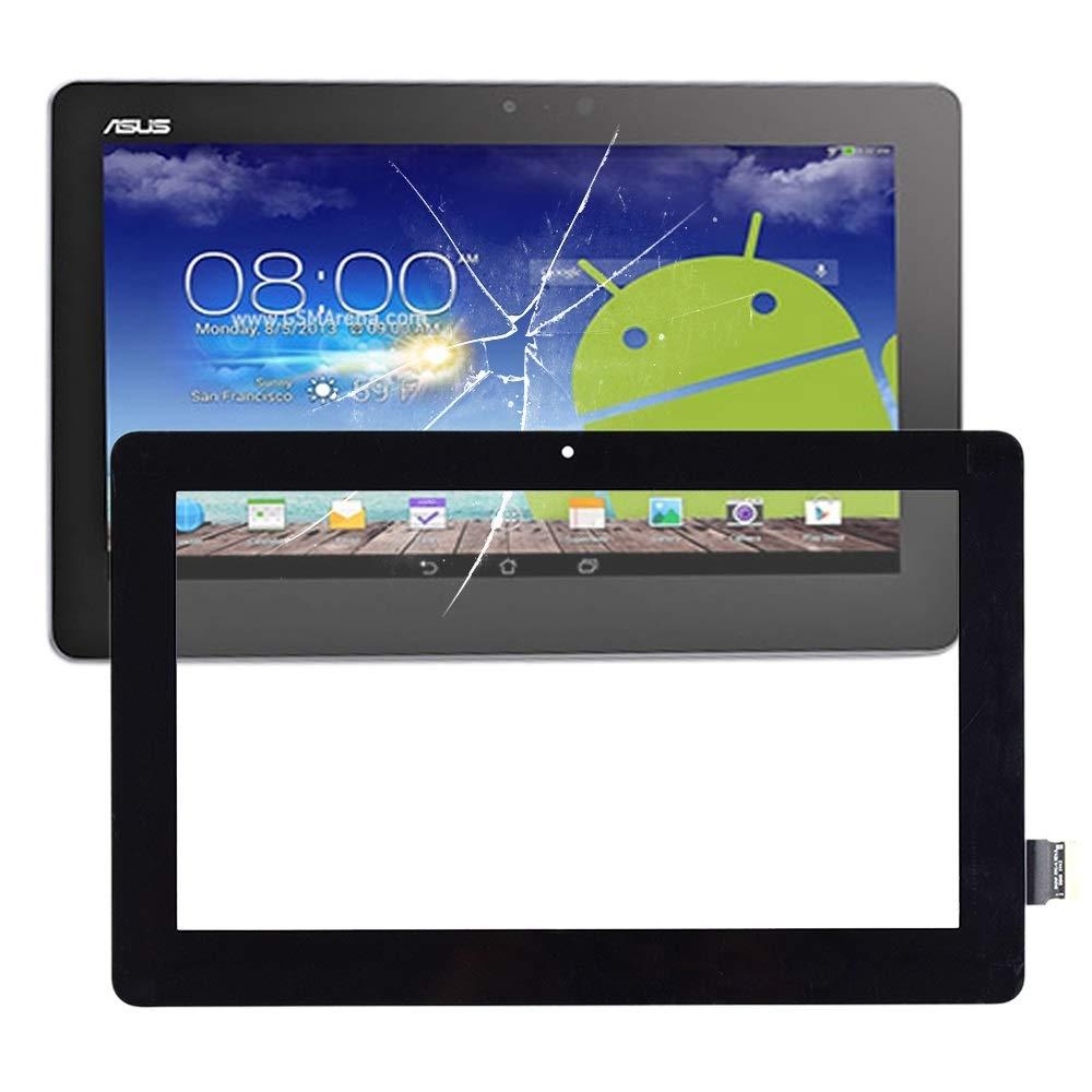 SHUGUO Flex Cable Repair Parts Touch Panel for Asus Transformer Tablet PC TX201 TX201LA-P (Black) (Color : Black)