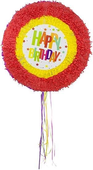 Folat 60925 - Piñata Alles Gute Zum Cumpleaños: Amazon.es ...