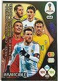 (US) ADRENALYN XL FIFA WORLD CUP 2018 INVINCIBLE CARD - RONALDO, MESSI, NEYMAR ETC