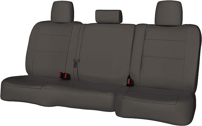 Ford KA 2009-2016 Semi Tailored Heavy Duty Grey Waterproof REAR Seat Covers