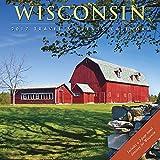 Wisconsin 2017 Wall Calendar