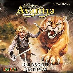 Der Angriff des Pumas (Die Chroniken von Avantia 3)