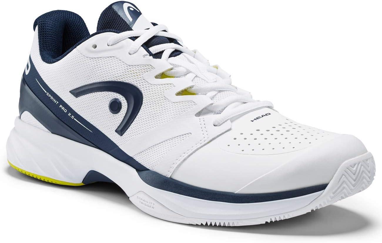 Head Sprint Pro 2.5 Clay Zapatillas de Tenis, Niños