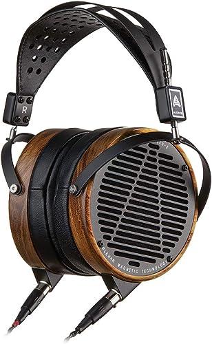Audeze LCD-2 Over Ear Open Back Shedua Wood Ring Headphones