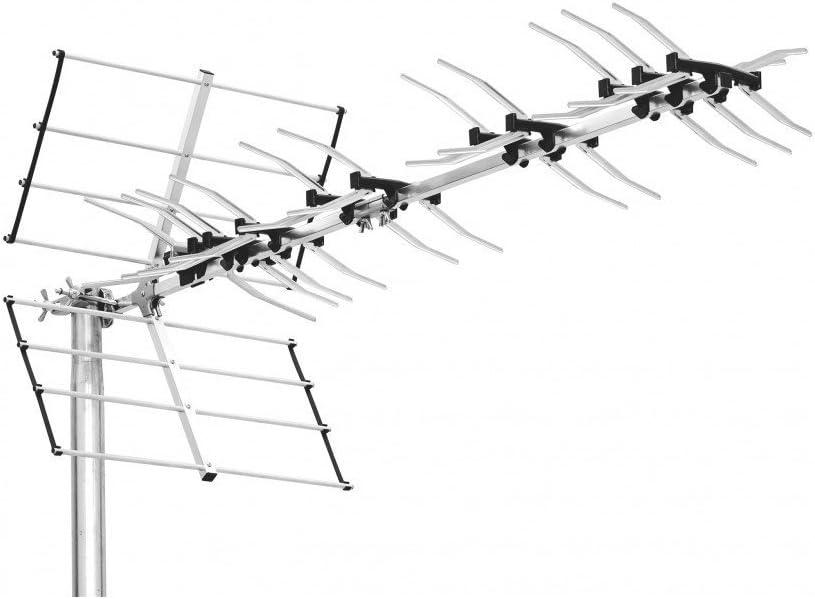 Triax Unix 52 antena TDT UHF LTE 700 TV terrestre Rateau ...