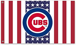 Stockdale Chicago Cubs Garden Flag Courtyard Decoration for Indoor/Outdoor