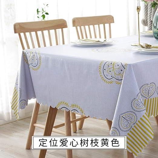 XTUK Mantel de decoración del hogar Mantel de decoración navideña ...