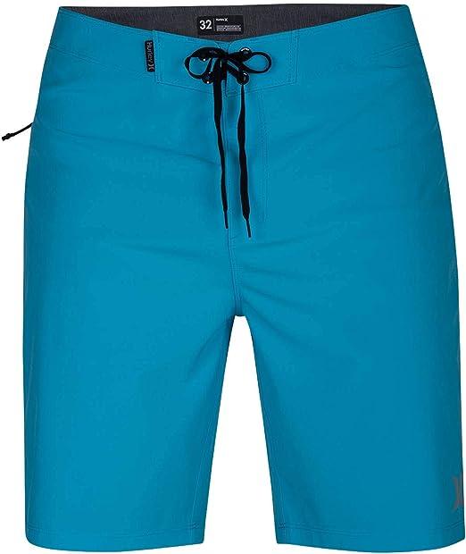 New HURLEY One Only board shorts swim green PHANTOM 4 way stretch 30 36 38