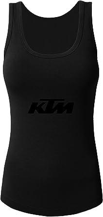 KTM GIRLS FADED TANK TOP